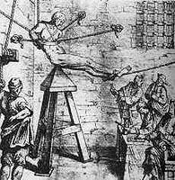 7 Penyiksaan Sadis Di Eropa