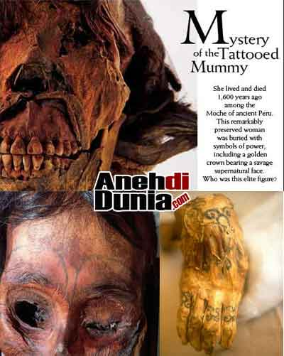 mummy tattoo